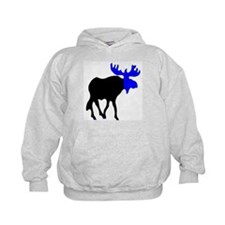 Blue Moose Hoody