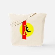 Modern Soccer For Her Tote Bag