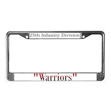 2th Inf Div 2SBCT License Plate Frame