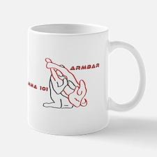 """MMA 101 Armbar"" Mug"