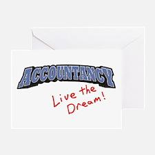 Accountancy-LTD Greeting Card