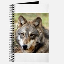 Grey Wolf Square Photo Journal