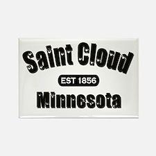 Saint Cloud Established 1856 Rectangle Magnet