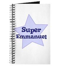 Super Emmanuel Journal