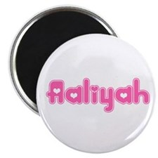 """Aaliyah"" Magnet"