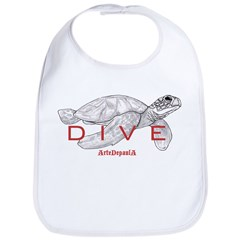 Dive Turtle Bib