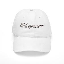 Vintage Entrepreneur Baseball Cap