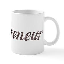 Vintage Entrepreneur Mug