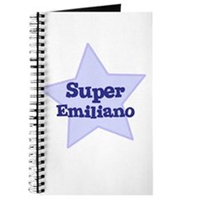 Super Emiliano Journal