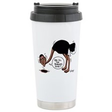 Are All The Problems Gone? Travel Mug