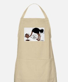 Are All The Problems Gone? Apron