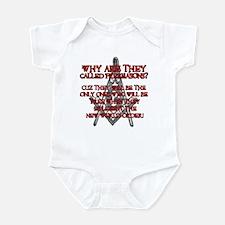 Anti-Masonic Infant Bodysuit