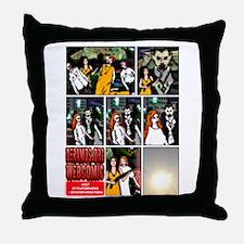 Webcomic #007 Throw Pillow
