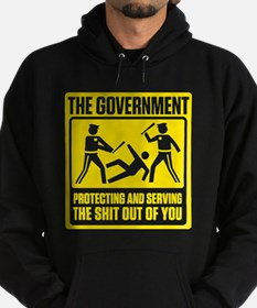 Government: Protect & Serve Hoody