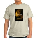 Fool Angry Wise Understand Ash Grey T-Shirt