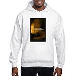 Fool Angry Wise Understand Hooded Sweatshirt
