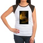 Fool Angry Wise Understand Women's Cap Sleeve T-Sh