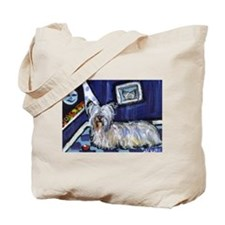 Skye Terrier items Tote Bag