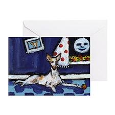 IBIZAN HOUND art Greeting Cards (Pk of 10)