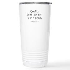 Aristotle 3 Travel Mug