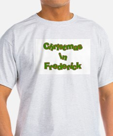 Christmas in Frederick T-Shirt