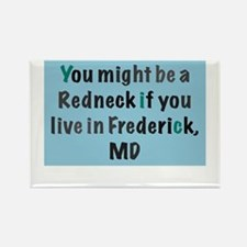 Cute Cumberland maryland Rectangle Magnet