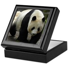 Panda Bear Mother Keepsake Box