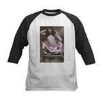 Shakespeare Quote Name Rose Kids Baseball Jersey