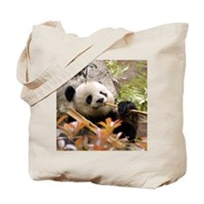 Giant Panda 7 Tote Bag