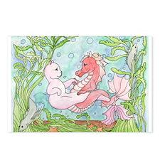 Underwater Dance Postcards (Package of 8)