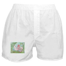 Underwater Dance Boxer Shorts