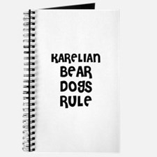 KARELIAN BEAR DOGS RULE Journal