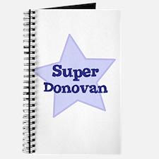 Super Donovan Journal