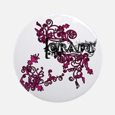 {CRAFT Ornament (Round)