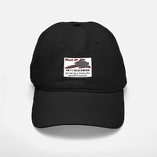 SR-71 Blackbird Baseball Hat
