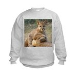 Cougar Cub 4 Kids Sweatshirt