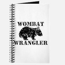 Wombat Wrangler Journal