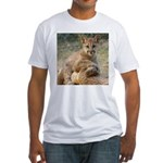 Cougar Cub 4 Fitted T-Shirt