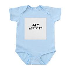JAY ACTIVIST Infant Creeper