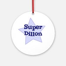 Super Dillon Ornament (Round)