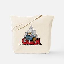 Crunch Logo Tote Bag