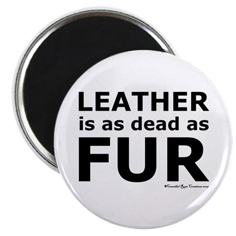 Leather = Dead Magnet
