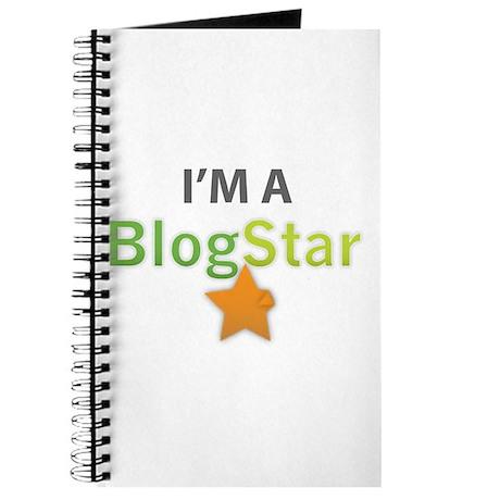 I'm a Blog Star Journal