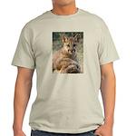 Cougar Cub 4 Ash Grey T-Shirt