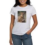 Cougar Cub 4 Women's T-Shirt