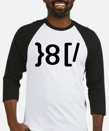 GROUCHOticon Baseball Jersey (pick a color)