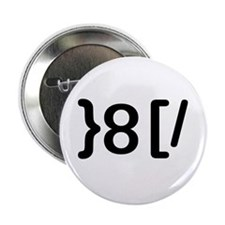 "GROUCHOticon 2.25"" Button (10 pack)"