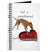 Greyhound Heart Journal