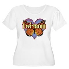 Twilight Twi-Mom Magic Butterfly T-Shirt