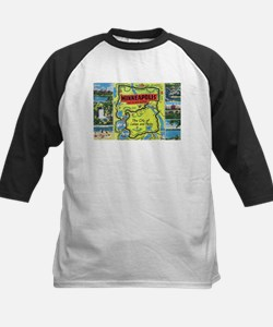 1940's City of Lakes and Parks Tee